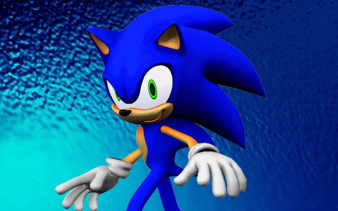 Mario and Sonic 3 - Sonic Trailer by SuperSmashBrosGmod