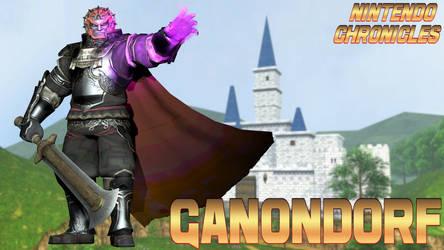 Ganondorf Render - Nintendo Chronicles by SuperSmashBrosGmod