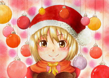 Merry Christmas! by AnzuHirota