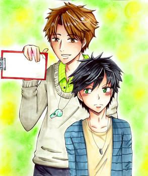 Dojinshi - Cover