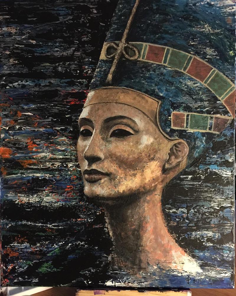 Nefertiti by yvsan