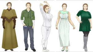 Meg Outfits