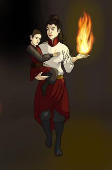 Little Firebender