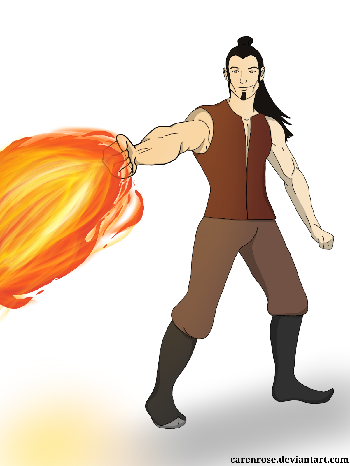 Chiang - Another Firebender