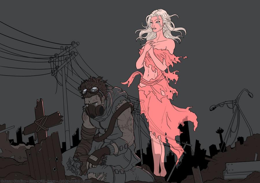 Apocalypse Ghost - in progress