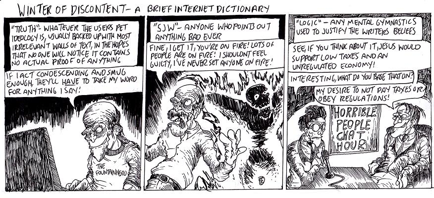 A Brief Internet Dictionary by MaestroMorte