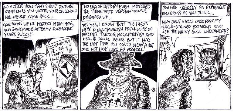 Horrible Truths Part 4 by MaestroMorte