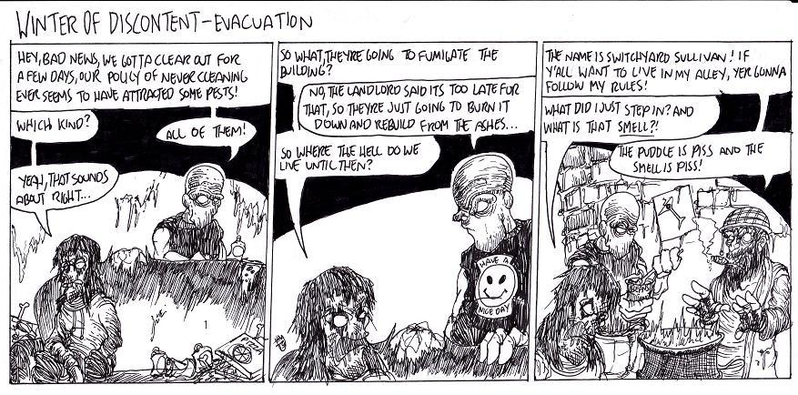Evacutation by MaestroMorte