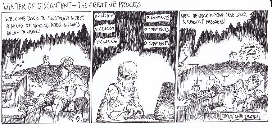 The Creative Process by MaestroMorte