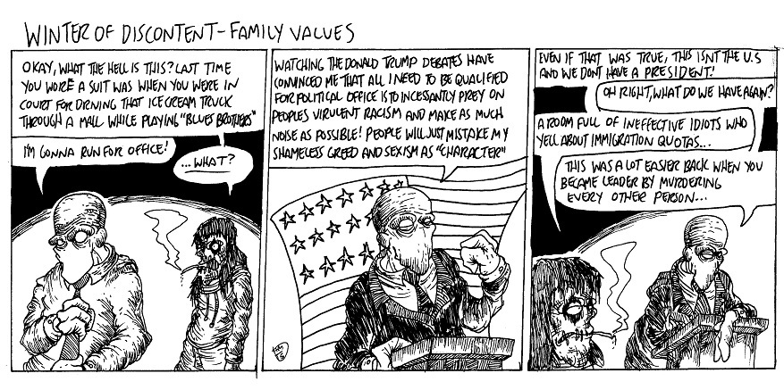 Family Values by MaestroMorte