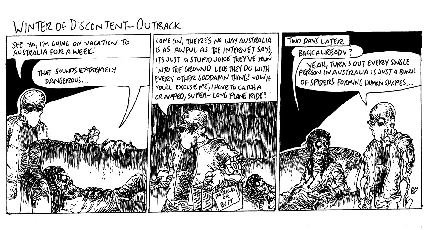 Outback by MaestroMorte