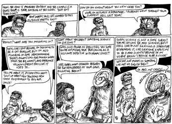 Bastards: Orientation Day p.20 by MaestroMorte