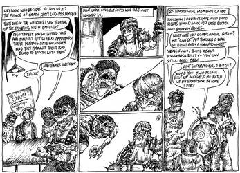 Bastards: Orientation Day p.21 by MaestroMorte