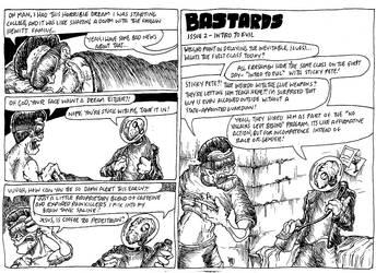Bastards: Intro To Evil by MaestroMorte
