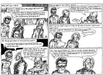 Bastards: Intro To Evil pt. 5 by MaestroMorte