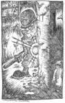 Little Nightmares: The Watchman by MaestroMorte