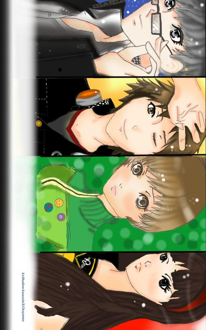 Persona 4 by XxShadowAssassinX