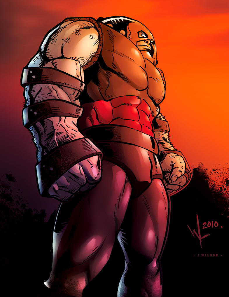 Great Wallpaper Marvel Juggernaut - juggernaut_sketch_colored_by_will_lewis-d47dzud  Image_11569.jpg