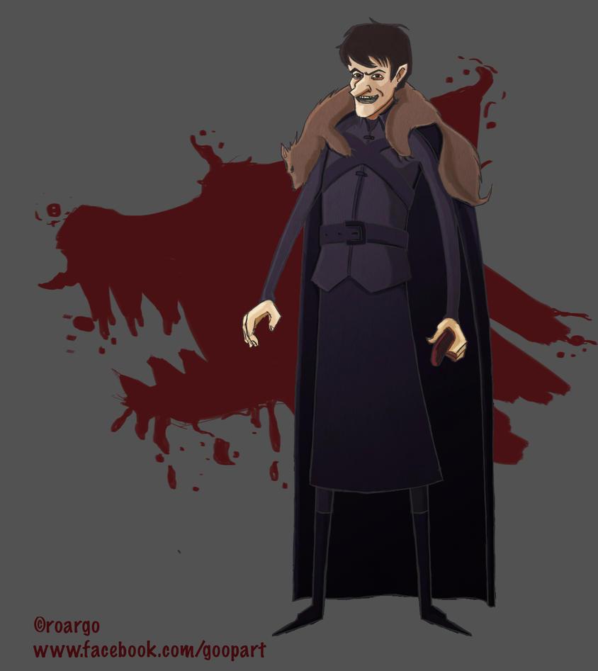 Ramsaybolton by RoArGo