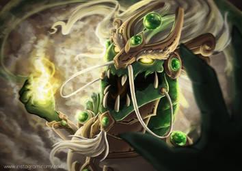 Jade Dragon Aurelion Sol