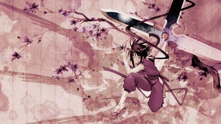 Negima!! - Kaede Nagase wallpaper