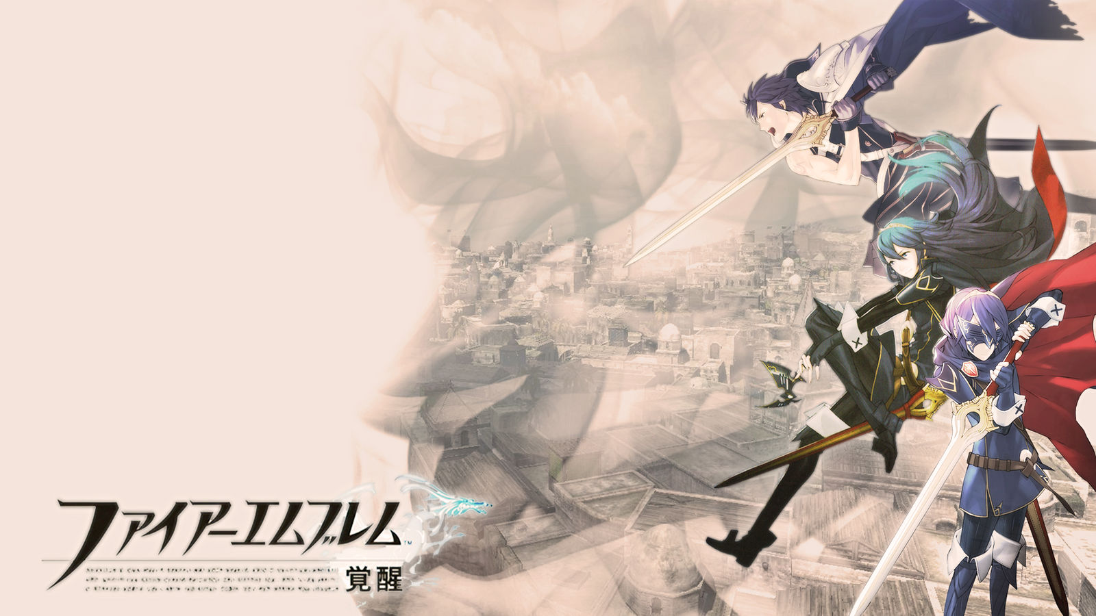 Fire Emblem Awakening Wallpaper By Lastblues On Deviantart