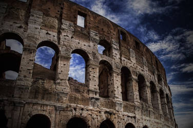 Colosseum by apacz