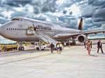 Boeing 747-800 International