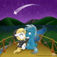 Starcrossed Lovers - COMM by RaspberryStudios