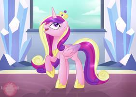 Princess Cadence by RaspberryStudios
