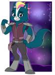 Teenage Kitt (AvoRelia's son)