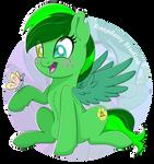 Shining Emerald