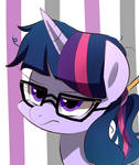 twilight with glasses!