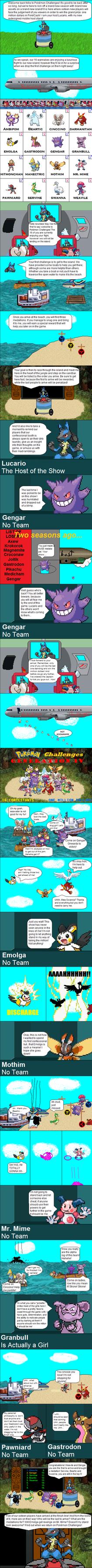 Pokemon Challenges Gen IV Ep 1 - Part 1 by pokemonmanic3595
