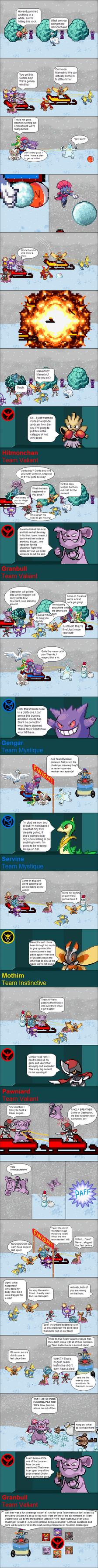 Pokemon Challenges Gen IV Ep 3 - Part 3 by pokemonmanic3595