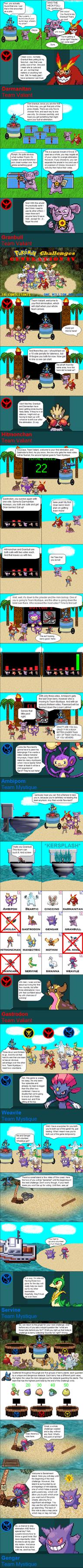 Pokemon Challenges Gen IV Episode 4 - Part 1 by pokemonmanic3595