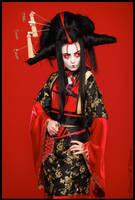 NeoGeisha I by DMHolman