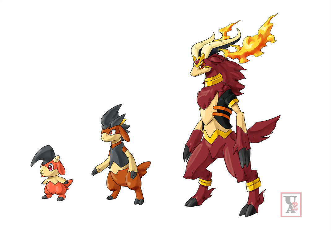 Commission .:Fire set:. by Icandoittoo