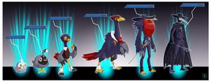 Commission .: Digimon Set :.