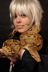 Snake Master: Says Oscar