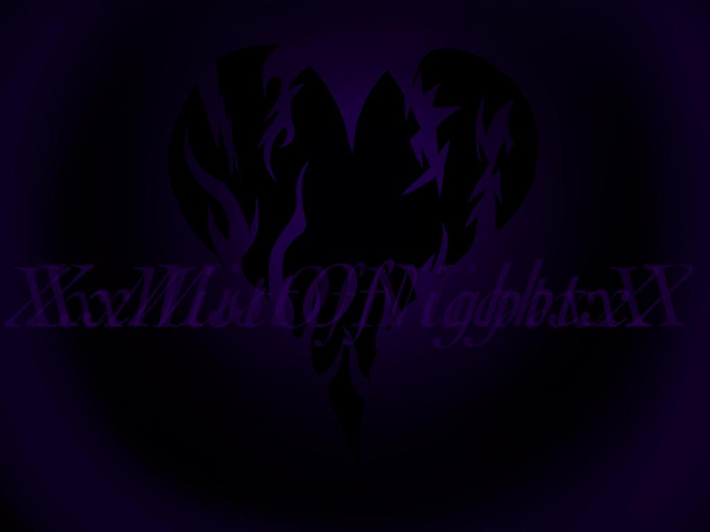 XxMistOfNightxX (YouTube channel logo)