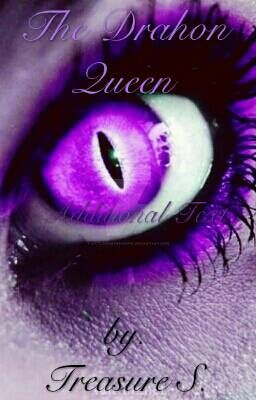 PurpleDragonEye~ The Dragon Queen by LittleMissTreasure