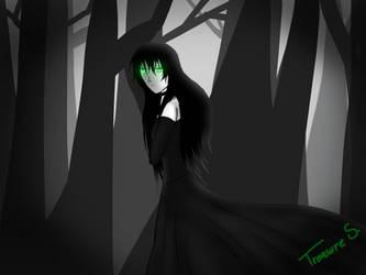 The dark princess...[Vampire Mage] by LittleMissTreasure