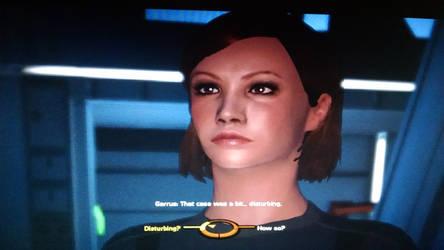 Mass Effect - My Shepard by MKn1