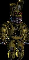 Nightmare Spring Bonnie V3