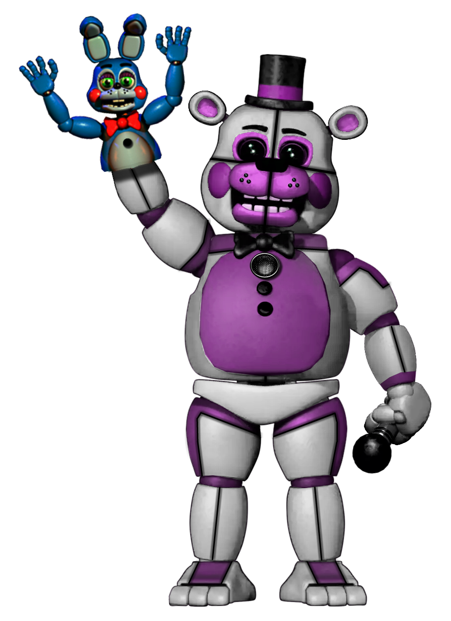 Fun Time Toys : Funtime toy freddy full body by tommysturgis on deviantart