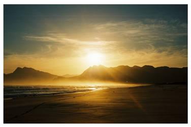 I head towards the sun by Jimasso