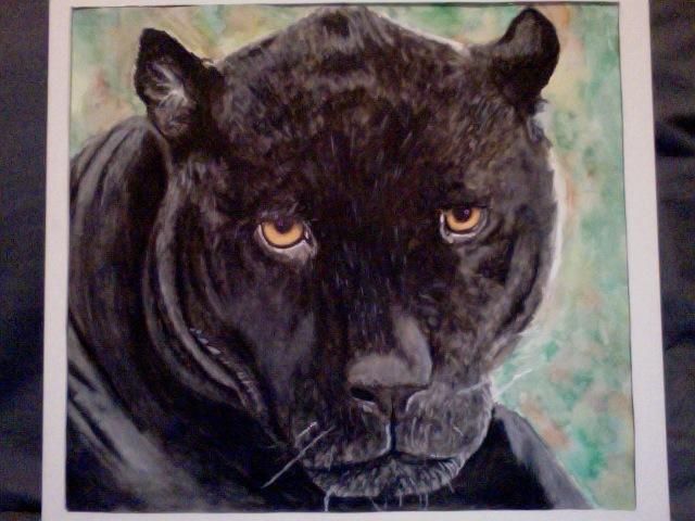 Black Panther By Portela On Deviantart: Black Panther By RachelMarie1 On DeviantArt