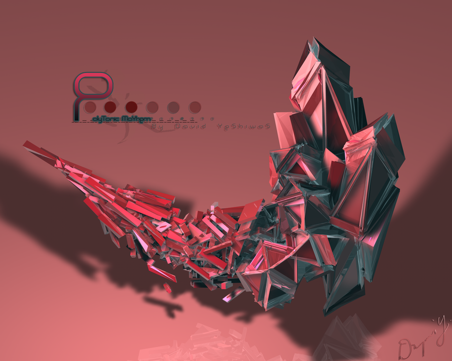 PolyTonic MaYhem by Us3d-CanVas