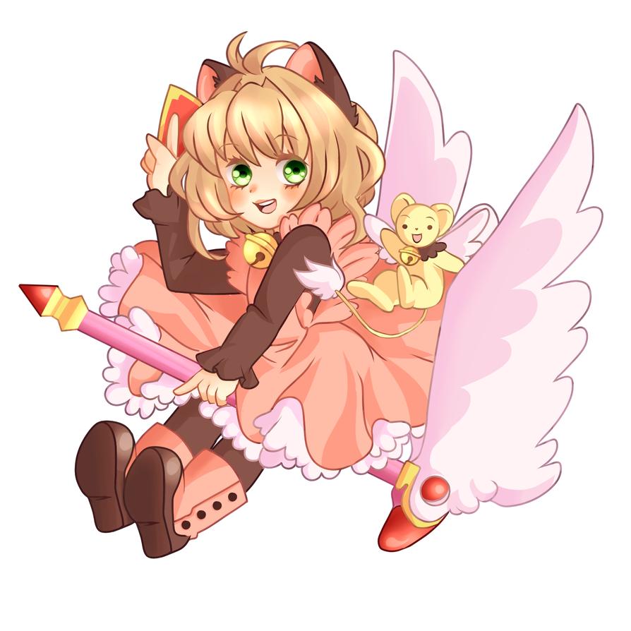 CardCaptor Sakura by Amberblosssom